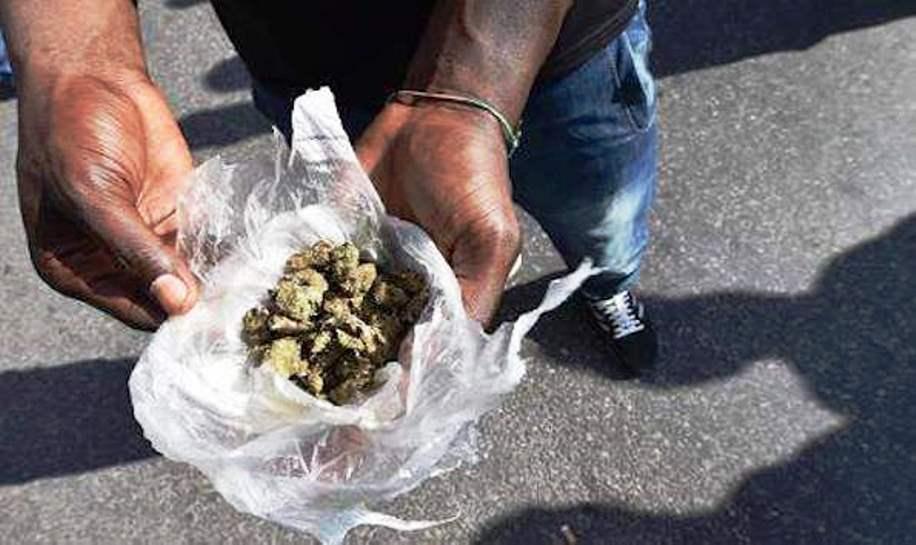 immagine droga migranti