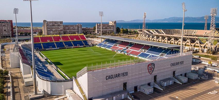 Immagine Stadio Arena Sant'Elia
