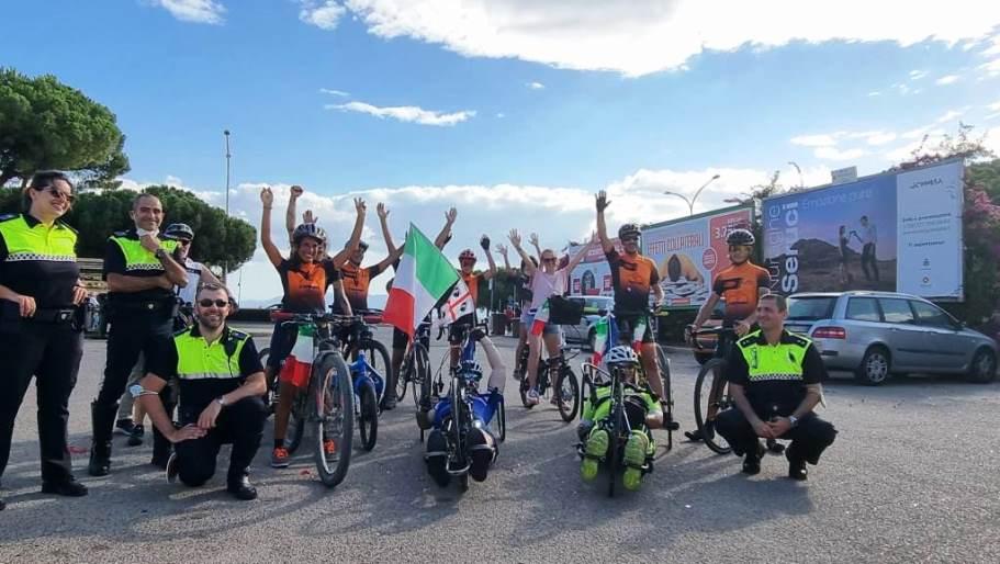 Obiettivo tricolore anche quest' anno l'evento si è svolto a Cagliari