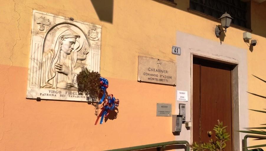 stazione carabinieri montelibretti roma