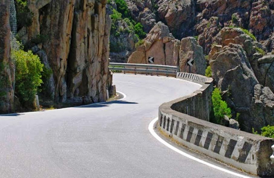 strada orientale sarda