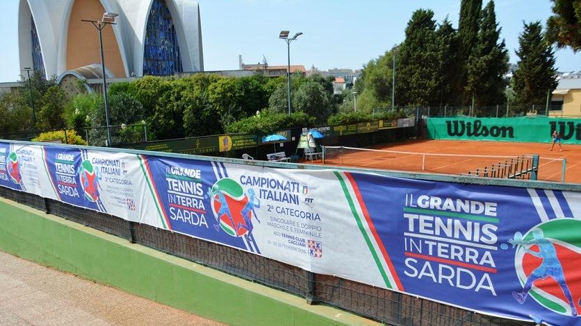 immagine tennis Club Monte Urpinu a cagliari