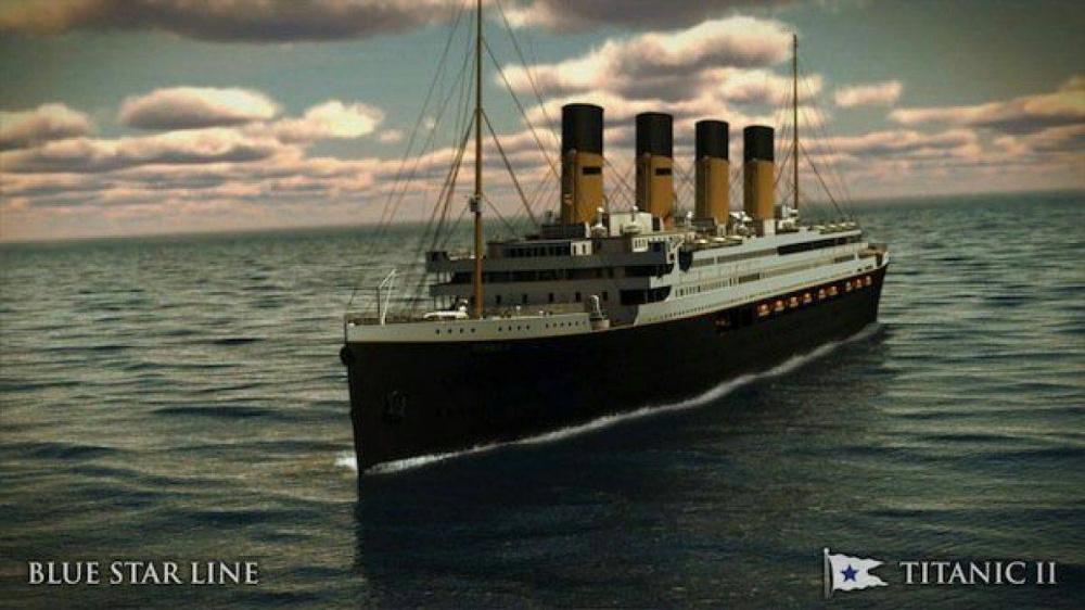 Immagine titanic 2