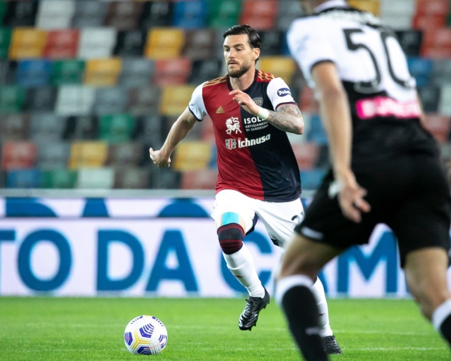 Ci pensa Joao Pedro: il Cagliari supera l'Udinese 0-1