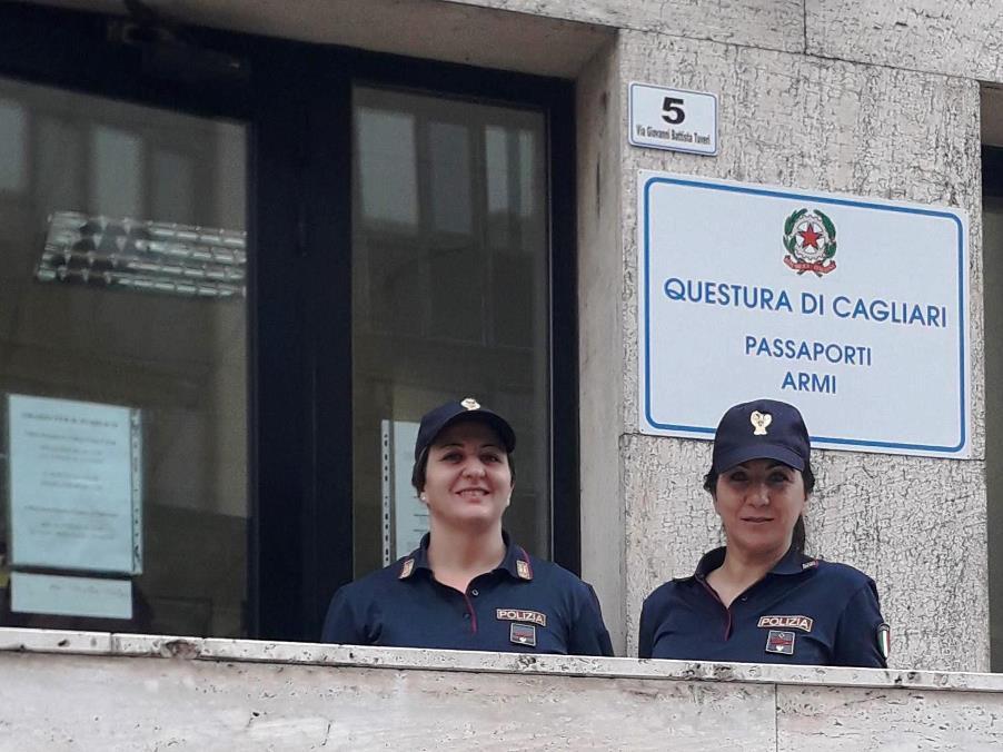 Ufficio Amministrativo Polizia Cagliari