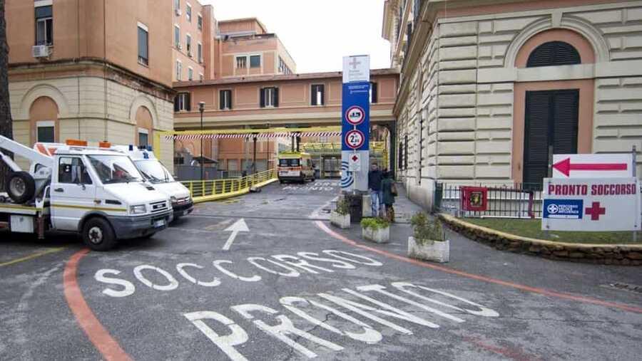 Immagine Pronto Soccorso POliclinico Umberto I