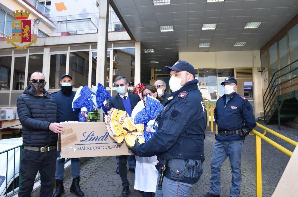 immagini uova ritrovate dalla polizia