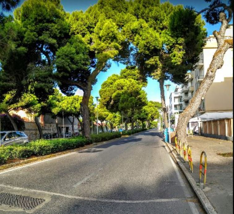 Viale Diaz Cagliari