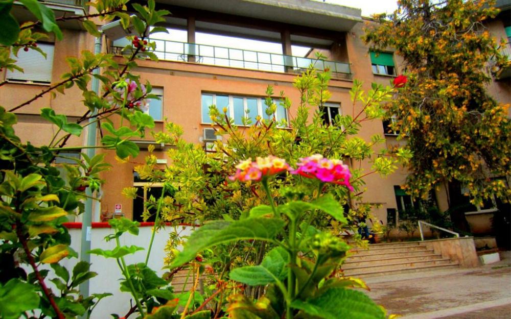 villa serena residenza per anziani a sassari