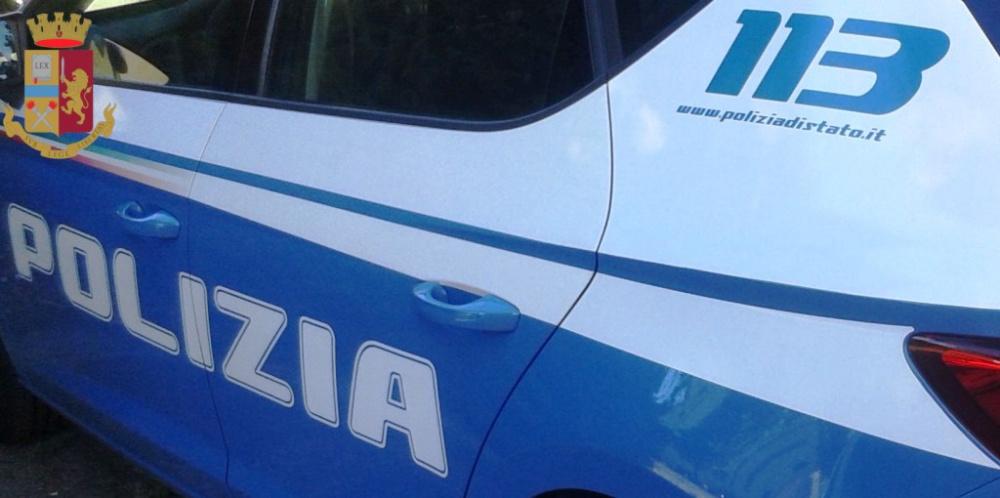 immagine auto polizia