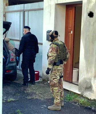 operazione carabinieri guasila