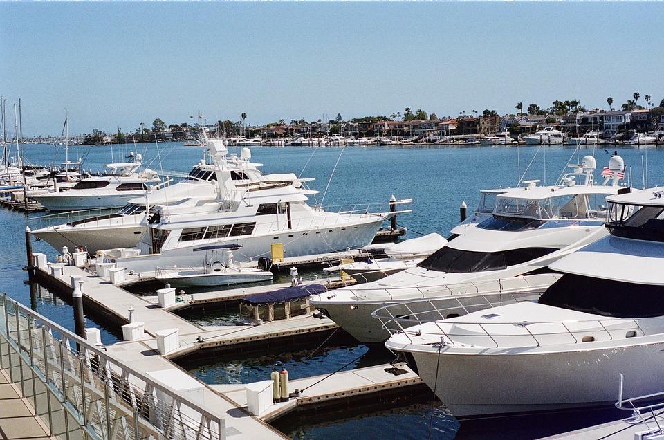 Yacht barche di lusso